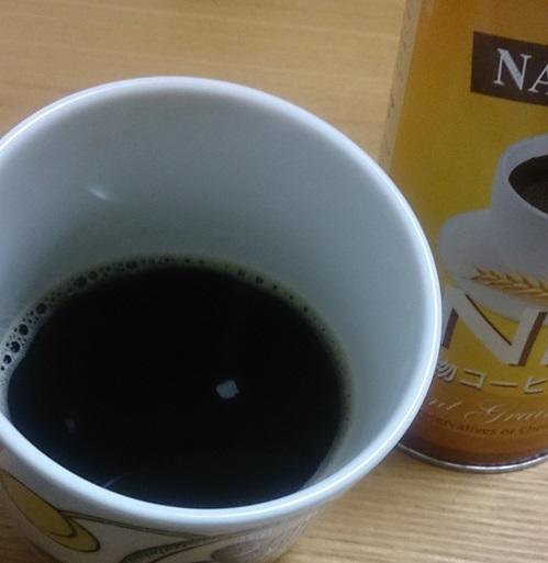 インカコーヒーを入れてみた