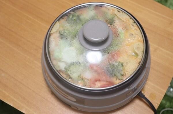 ビスク鍋の作り方